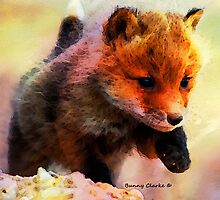 Fabulous Foxes:  When I Grow Up, I'll Be A Great Hunter by Bunny Clarke