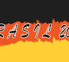 Brasil 2014 Sticker