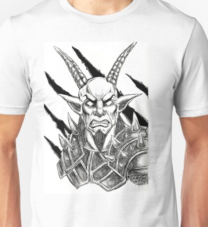 Goatlord Metal Claw Strike Unisex T-Shirt
