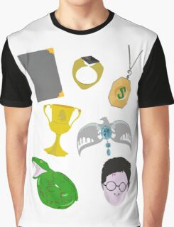 The Seven Horcruxes Graphic T-Shirt