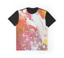 Pink Marble 1 Graphic T-Shirt