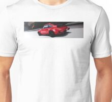 Porsche 911 turbo (930) Unisex T-Shirt