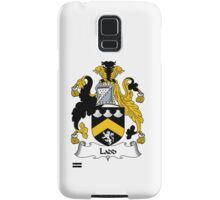 Ladd Coat of Arms / Ladd Family Crest Samsung Galaxy Case/Skin
