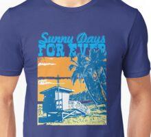 SUNNY DAYS FOREVER Unisex T-Shirt