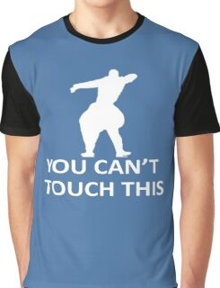 You Cant Touch This Color Graphic T-Shirt