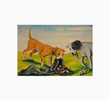 Careless Pit Bulls Dogs!~~Whimsical~Love~Dog Unisex T-Shirt