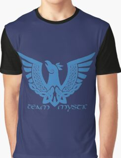Team Mystic Knotwork Design Graphic T-Shirt