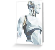 CONFLUX Greeting Card