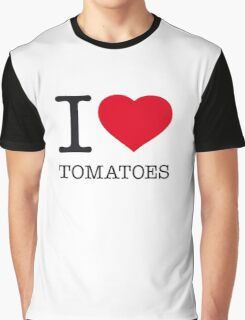 I ♥ TOMATOES Graphic T-Shirt