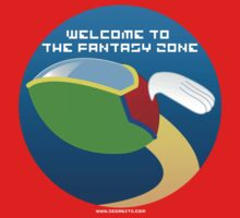Opa Opa - Welcome to the Fantasy Zone by SEGAbits