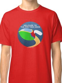 Opa Opa - Welcome to the Fantasy Zone Classic T-Shirt