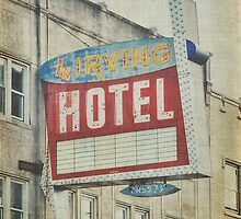 The Irving Hotel in Chicago by Kadwell