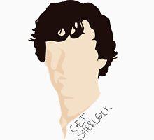 Get Sherlock:) Unisex T-Shirt