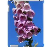 Popular with the bees iPad Case/Skin