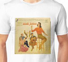 Wanda Jackson, Rockabilly lp, 1950's, Gene Vincent  Unisex T-Shirt