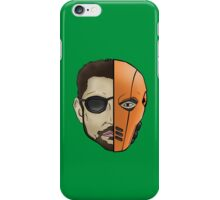 Slade Wilson/Deathstroke iPhone Case/Skin