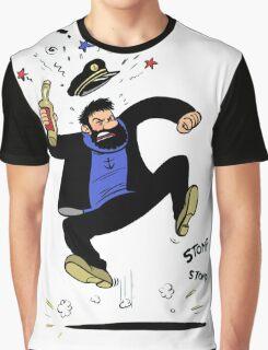 haddock Graphic T-Shirt