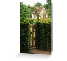 French Country 3 Greeting Card