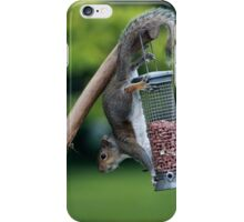 Who moved the step ladder? iPhone Case/Skin