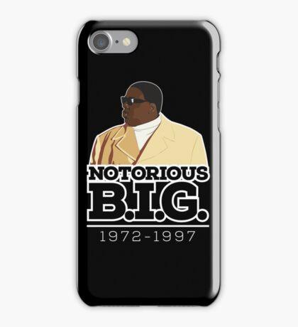 RIP Biggie Smalls iPhone Case/Skin
