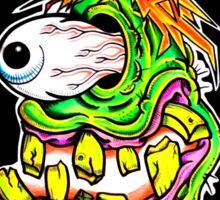 Too Far Gone Monster Sticker