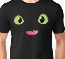Toothless smile Unisex T-Shirt