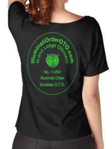Illuminati Owl of Minerva Women's Relaxed Fit T-Shirt