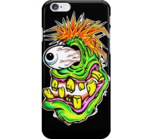 Hot Rod Monster iPhone Case/Skin