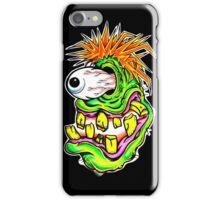 Hot Rod Monster iPhone Case/Skin