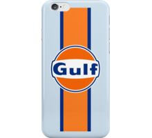 Gulf Cover iPhone Case/Skin