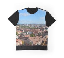 German Houses Graphic T-Shirt