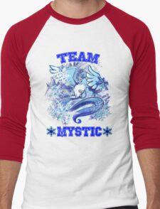 Team Mystic Men's Baseball ¾ T-Shirt