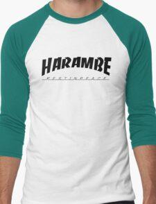 HARAMBE VINTAGE COLLECTION Men's Baseball ¾ T-Shirt