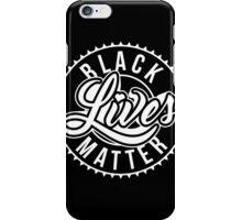 Black Lives Matter - ALL Lives Matter iPhone Case/Skin