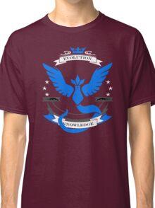 Pokemon Go Team Mystic Revision Classic T-Shirt