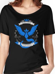 Pokemon Go Team Mystic Revision Women's Relaxed Fit T-Shirt