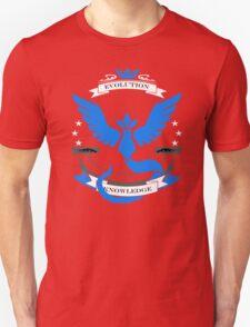 Pokemon Go Team Mystic Revision T-Shirt