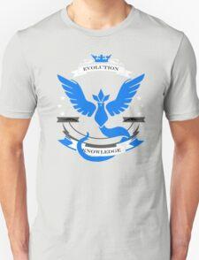 Pokemon Go Team Mystic Revision Unisex T-Shirt