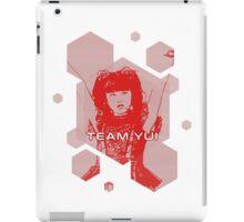 BM - TEAM Y iPad Case/Skin