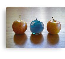 Water Apple Canvas Print