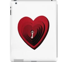lovekey iPad Case/Skin