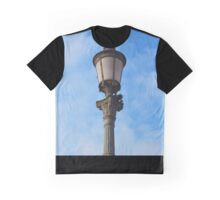 Lamp Post Graphic T-Shirt