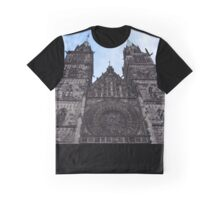 Gothic Church Graphic T-Shirt