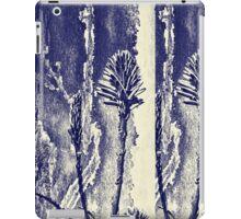 blue poker iPad Case/Skin