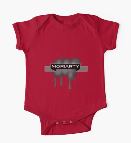 Jim Moriarty  One Piece - Short Sleeve