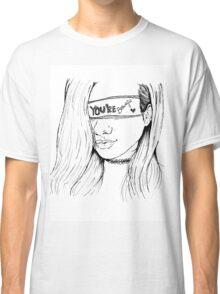 Alessia Cara Beautiful Drawing Art Classic T-Shirt