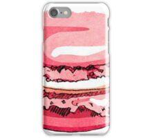 Love macarons #YUMMY iPhone Case/Skin