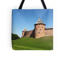 Fortress Novgorod Tote Bag