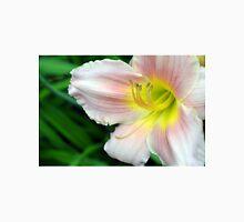 White hibiscus flower. Unisex T-Shirt
