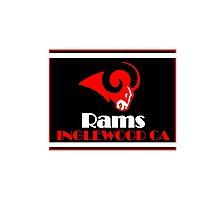 Los angeles Rams Photographic Print